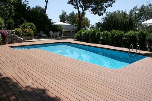 Pool Decking Design Ideas by Southbourne Homes