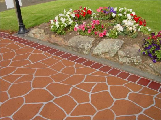 Concrete Resurfacing Ideas by South Coast Decorative Concrete Supplies Pty Ltd