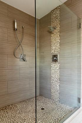 Shower Design Ideas by Regina Bathrooms  and Laundry Design.