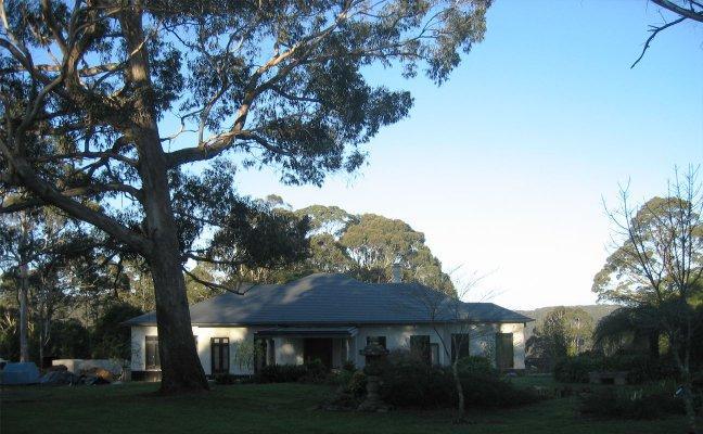 Blue Mountains House