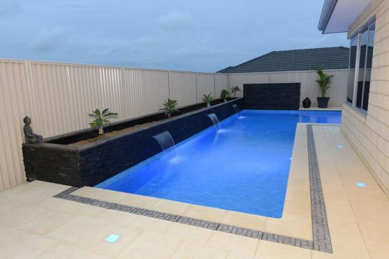 Swimming Pool Designs by Bay Pools and Spas