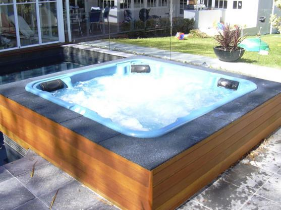 Spa Design Ideas by Bay Pools and Spas