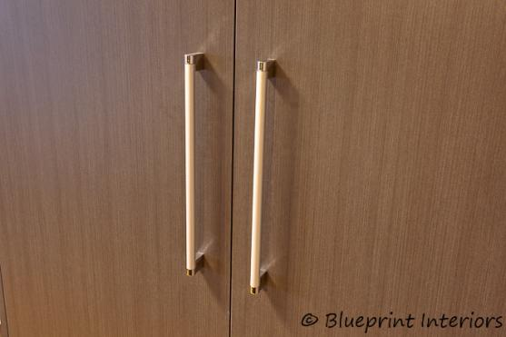 Kitchen Handles Design Ideas by Blueprint Interiors
