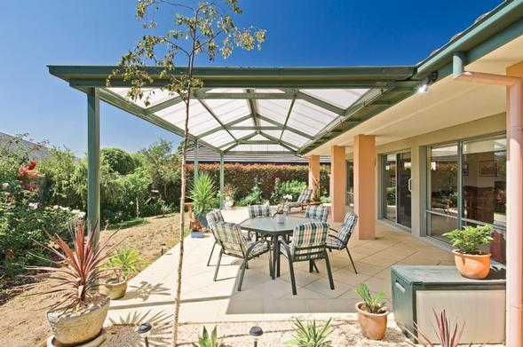 Pitched Hip Patio Range