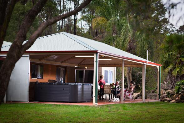 Pitched Hip Verandah Range