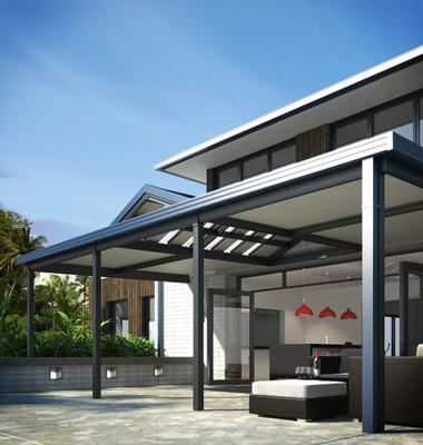 designer carport range lysaght living