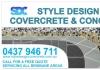 Style Design Covercrete & Concrete