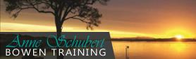 Anne Schubert Bowen Training - About