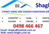 Sydney Home and Garden Handyman Services