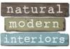 Natural Modern Interiors