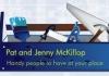 Pat and Jenny McKillop