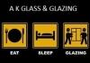 A K GLASS & GLAZING