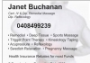 Click for more details about Janet Buchanan Massage