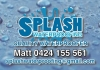 Splash Waterproofing