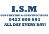 I.S.M. Concreting and Constructions