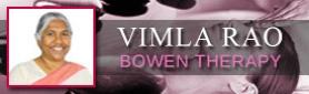Vimla Rao - Bowen Therapy School