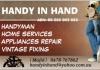 HANDY IN HAND