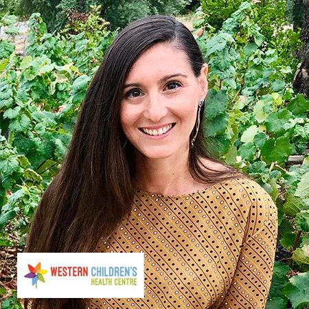 Melanie Bouras Paediatric Dietitian