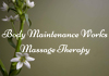 Body Maintenance Works