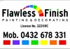 FLAWLESS FINISH PAINTING AND DECORATING PTY. LTD.