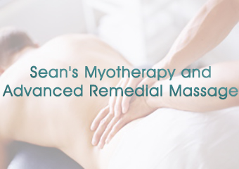 Click for more details about Sean's Myotherapy & Advanced Remedial Massage