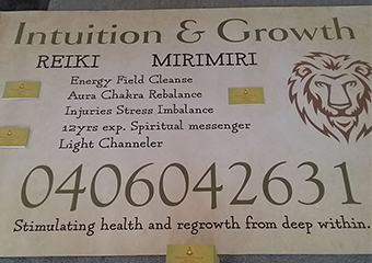 Spiritual Intuition & Growth