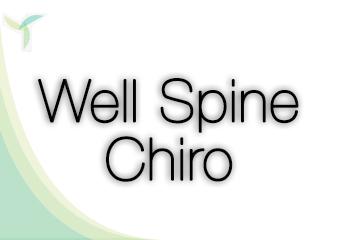 Well Spine Chiro