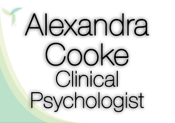 Alexandra Cooke Clinical Psychologist
