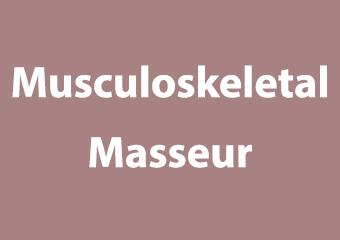 Musculoskeletal Masseur