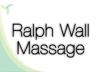 Click for more details about Ralph Wall Massage