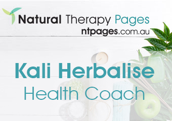 Kali Herbalise Health Coach