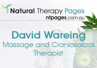 David Wareing Massage and Craniosacral Therapist