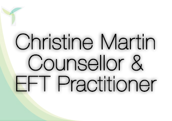 Click for more details about Christine Martin Counsellor & EFT Practitioner