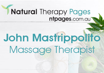 John Mastrippolito Massage Therapist