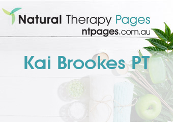 Click for more details about Kai Brookes PT