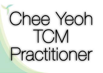 Chee Yeoh TCM Practitioner