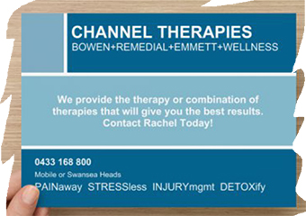 Channel Therapies