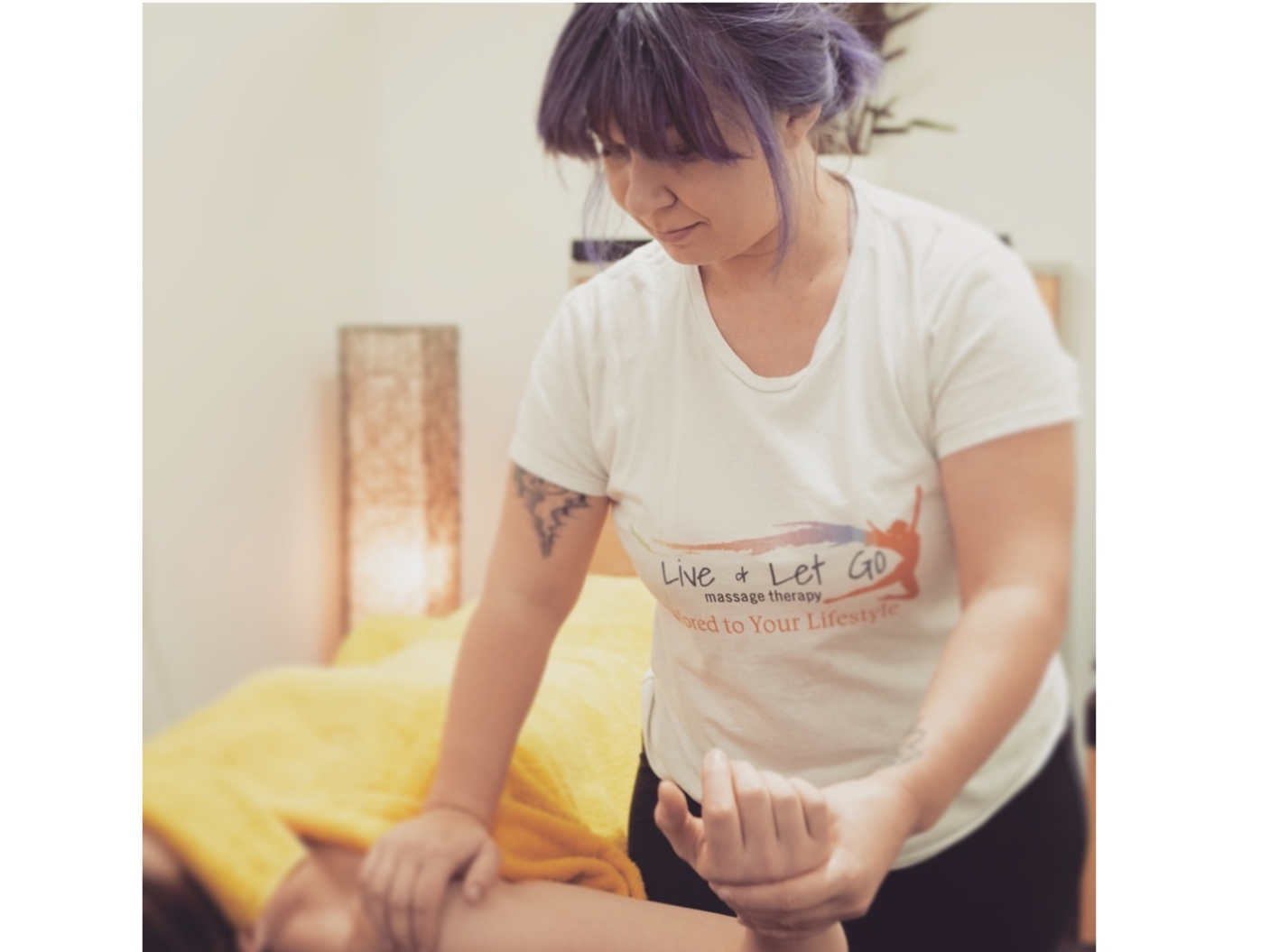 Live & Let Go Massage Therapy
