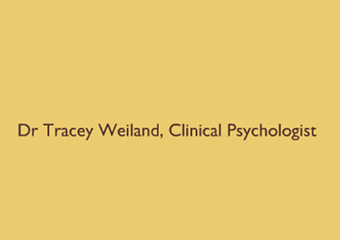 Dr Tracey Weiland, Clinical Psychologist