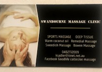 Aria Swanbourne Massage