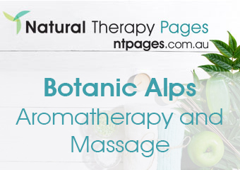 Click for more details about Botanic Alps  - Massage