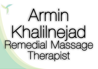 Click for more details about Armin Khalilnejad  Remedial Massage Therapist