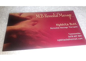 NCB Remedial Massage