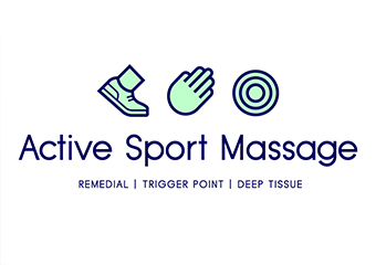 Click for more details about Active Sport Massage - Sports Massage