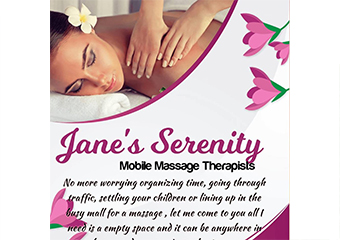 Jane's Serenity Massage Therapy