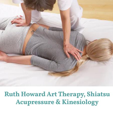 Ruth Howard Art Therapy, Shiatsu and Kinesiology Hobart