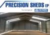 Precision Sheds EP