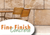 Fine Finish Concrete