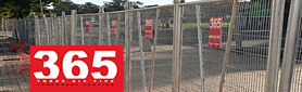 365 Fencing - Temporary Fencing