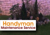 Your Local, Reliable & Friendly Handyman & Maintenance Service
